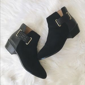 Yosi Samra Ankle Booties Size 8
